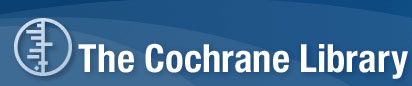 logo for the Cochrane Collaboration