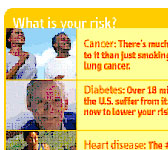 cropped screenshot of the website for the Harvard Center for Cancer Prevention